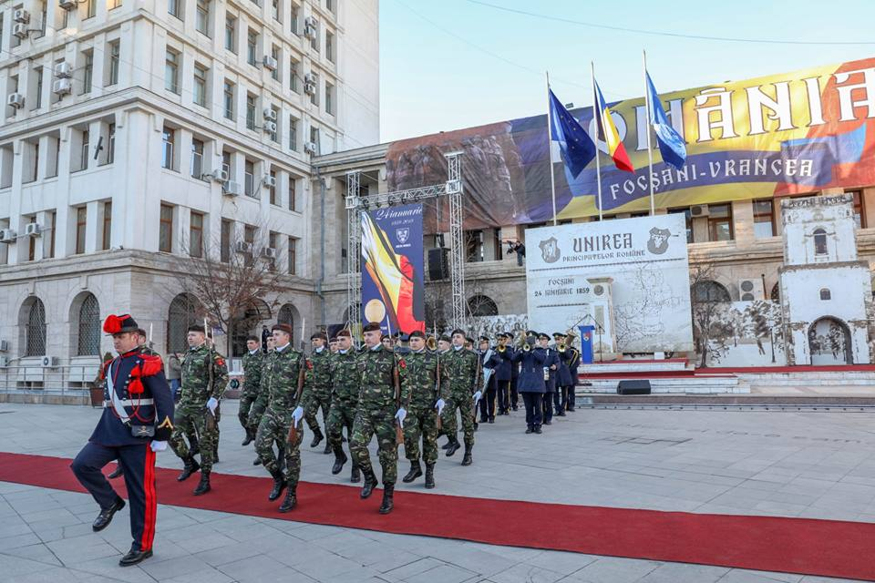 Unification of the Romanian Principalities – 24 January