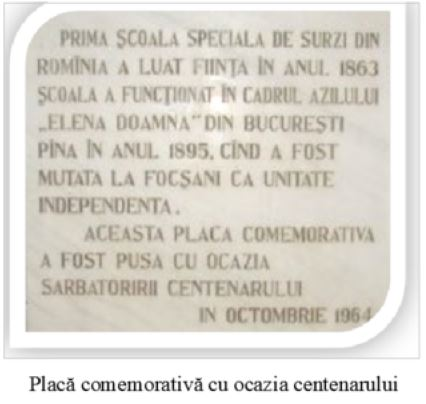 placa comemorativa centenar